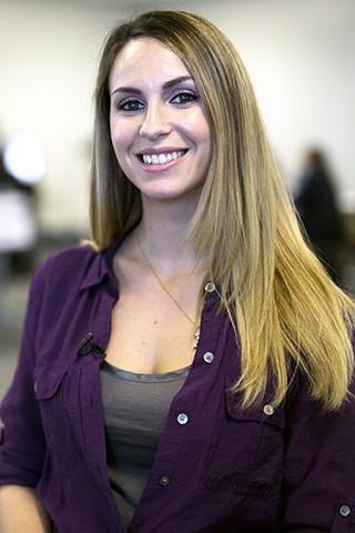Jessica Godinez, Customer Success Guide - YETI Custom Shop Careers