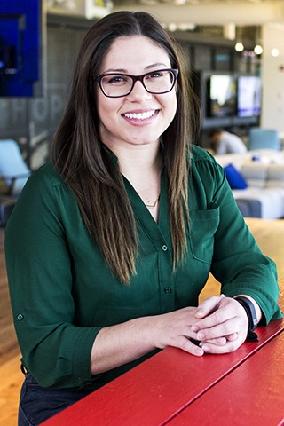 Kristen Cornelsen, Software Engineer - Capital One Careers