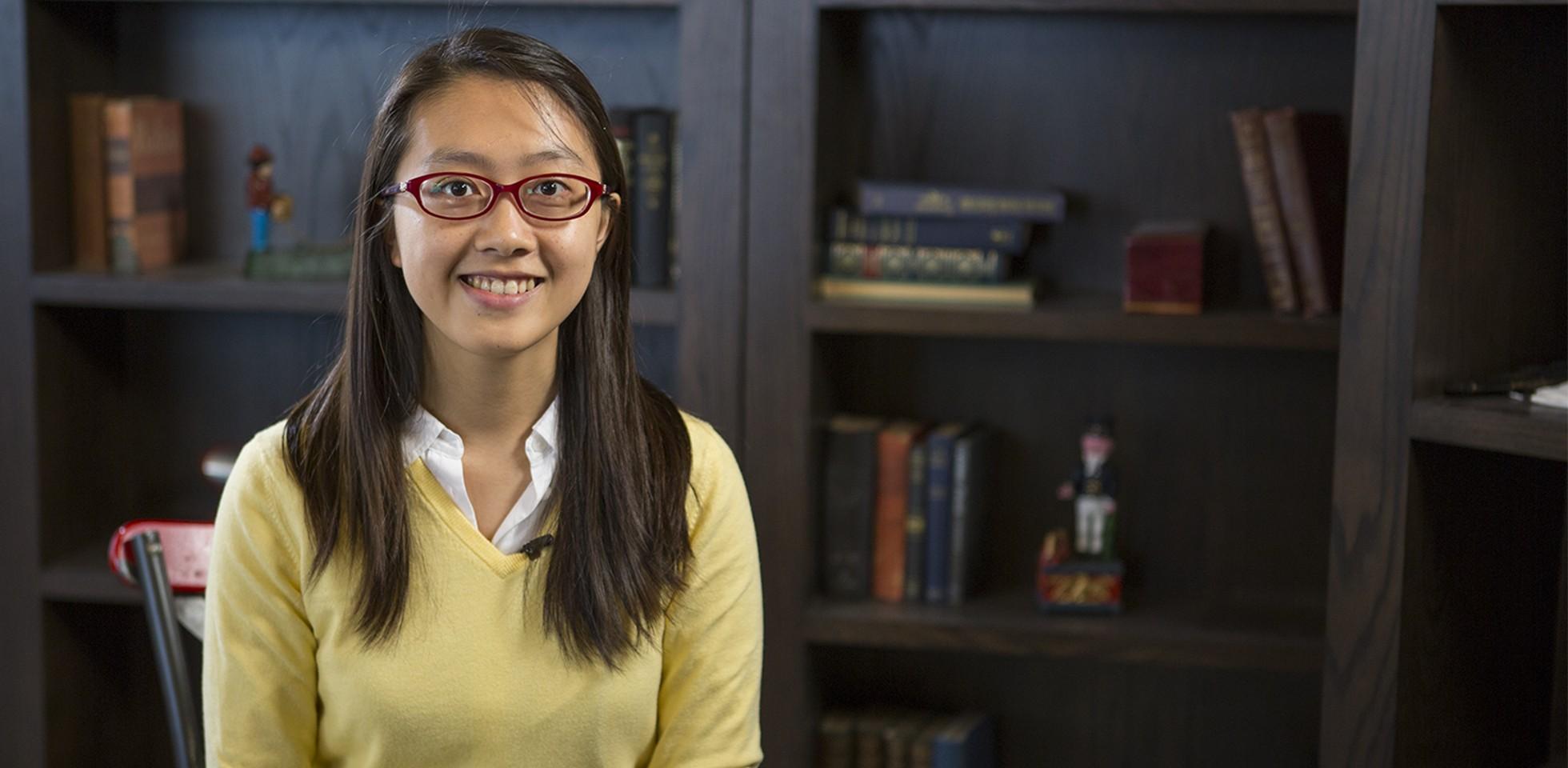 Emma Shen, Data Scientist - Capital One Careers