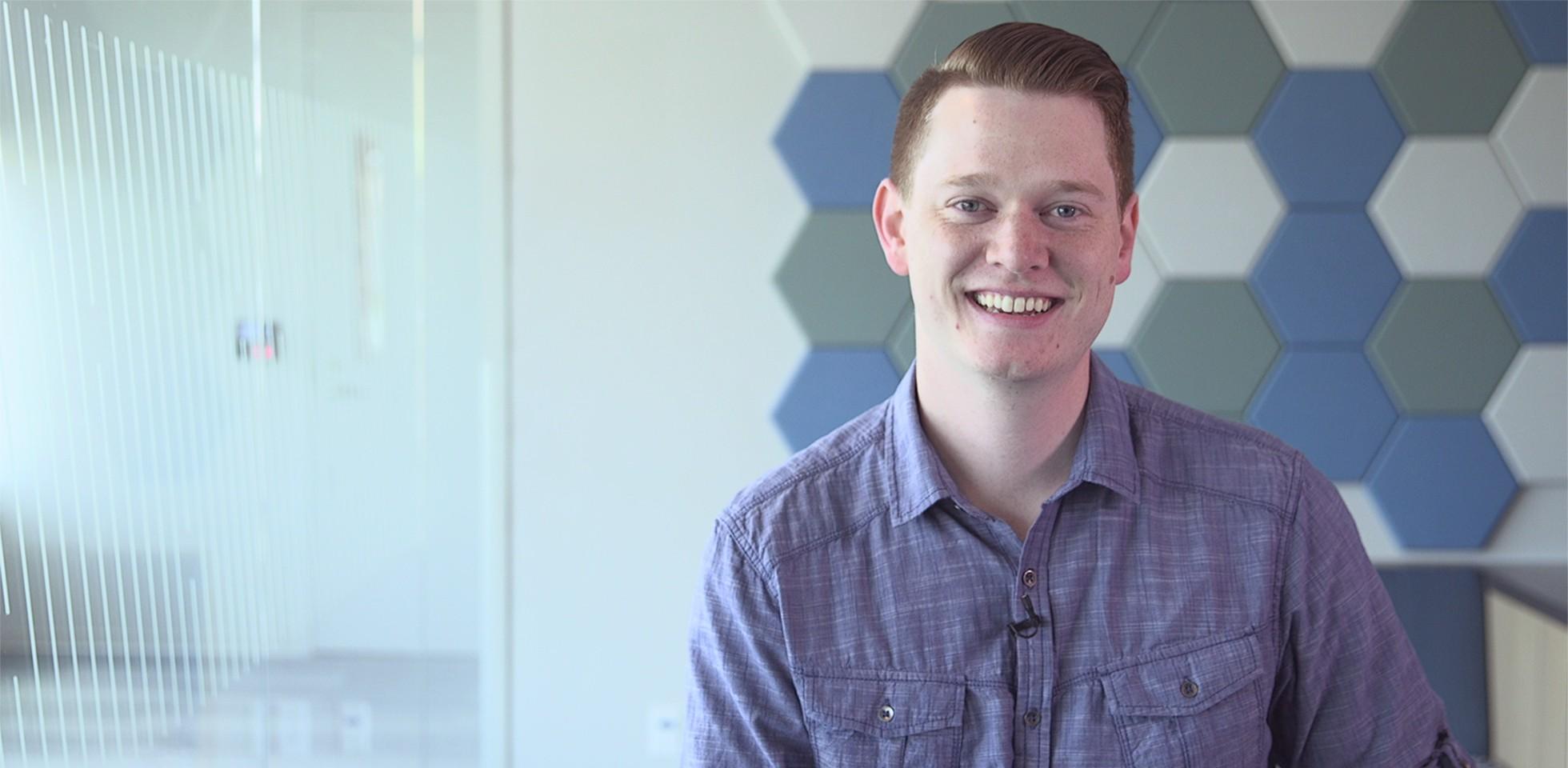 Graham Elder, Senior Business Analyst - Capital One Careers