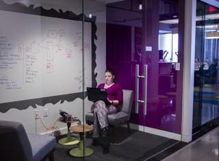 Careers - What Michelle Does UX Design Researcher