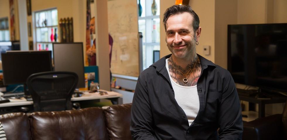 Adam McCarthy, Art Director - Kabam Careers