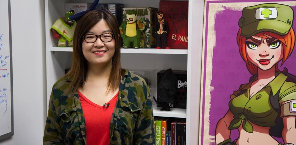 Vera Li, Software Engineer - Kabam Careers