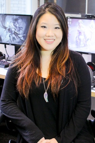 Diana Lu, Software Engineer - Twitch Careers