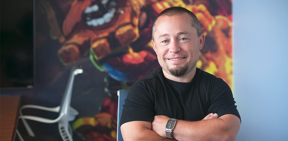 Curtis Reynolds, VP of Game Quality Assurance - Big Fish Games Careers