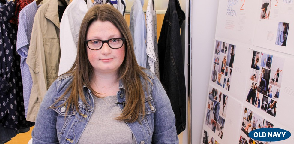 Sarah Brackett, Inventory Planner, Old Navy - Gap Inc. Careers