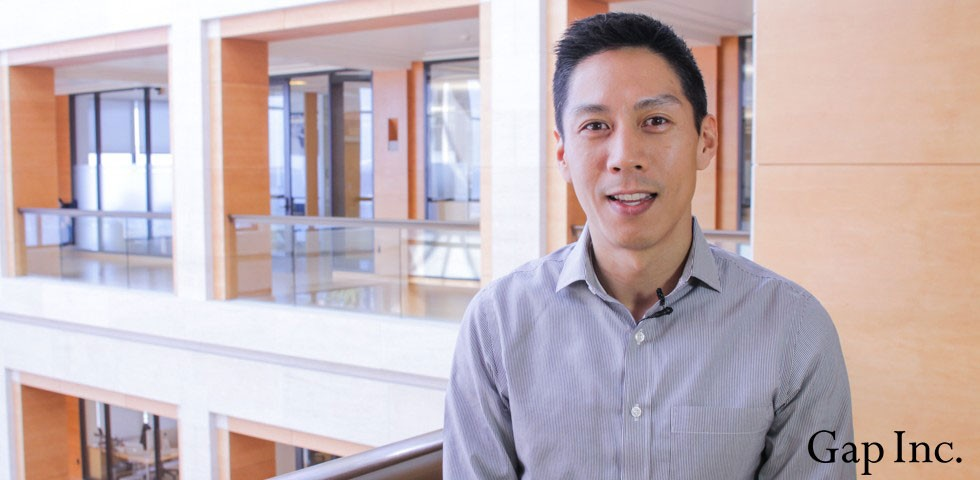 Zachary Fong, Senior Manager, Global Supply Chain Strategy, Gap - Gap Inc. Careers
