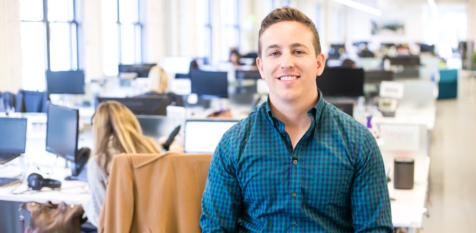 Brian Griffin, Account Executive, Programmatic TV - TubeMogul Careers