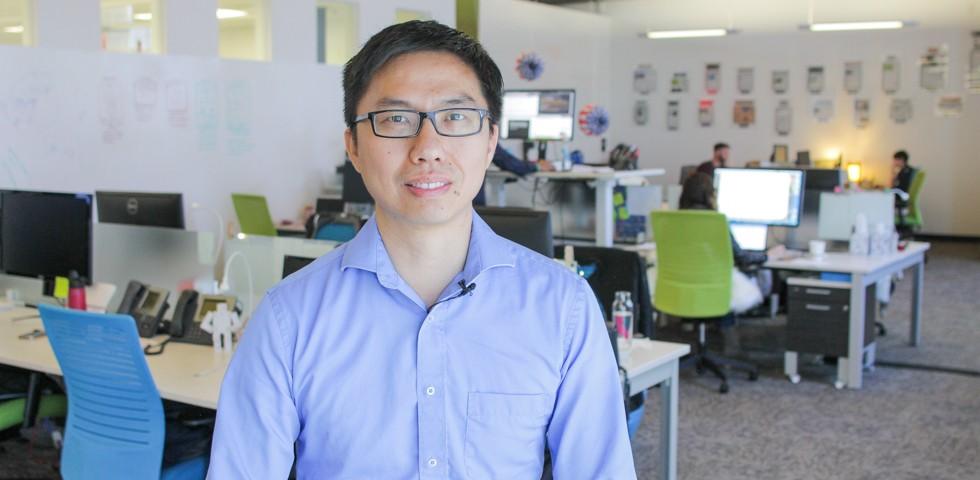 Peter Wang, VP Of Engineering, Applications - TubeMogul Careers