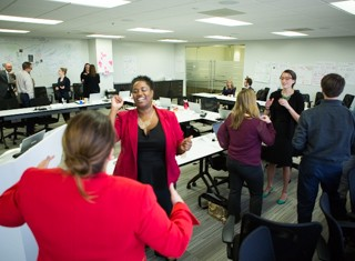 Careers - What Andrea Does Practice Leader, Human Resources - North America