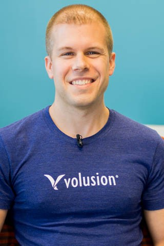 Dustin Frazier, Sales Manager - Volusion Careers