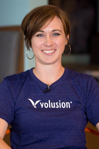 Stephanie Denny, Front-end Web Developer - Volusion Careers
