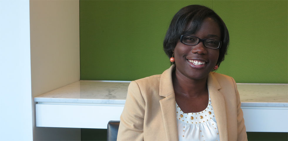 Fope Folowosele, Senior Associate - McKinsey Careers
