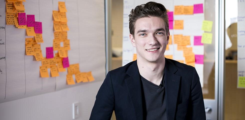 Vlad Stojkovski, Product Manager - Hearst Digital Media Careers