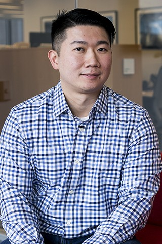 Jack Liu, Lead Software Engineer - Hearst Digital Media Careers