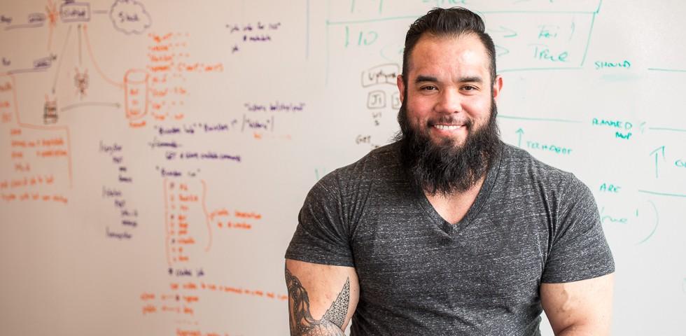 Jameson Stone, QA Automation Engineer - Hearst Digital Media Careers
