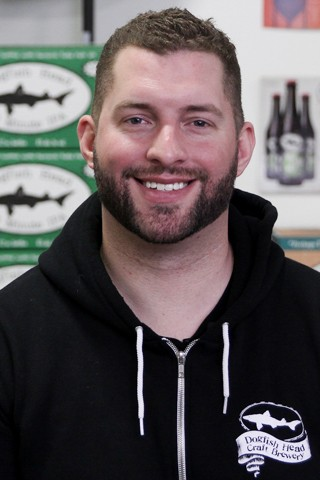 Matt Funk, DE Regional Sales Manager - Dogfish Head Careers