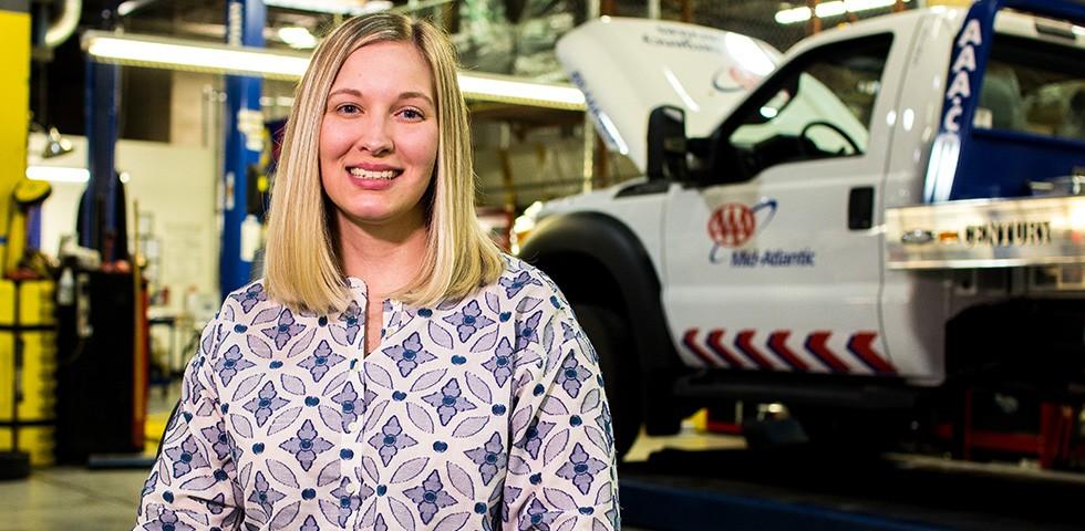 Lindsay Sterkenburg, Battery Program Coordinator - AAA Club Alliance Careers