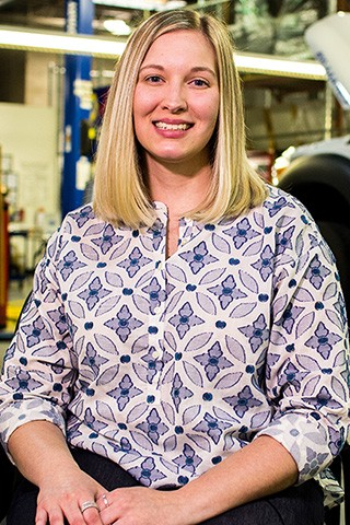 Lindsay Sterkenburg, Battery Program Coordinator - AAA Club Alliance Careers