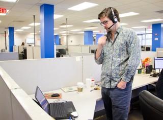 Careers - Josh's Story Selling The Salesman