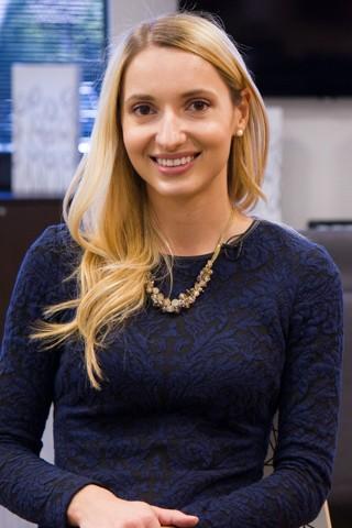 Lena Singleton, Account Director - Revana Digital Careers