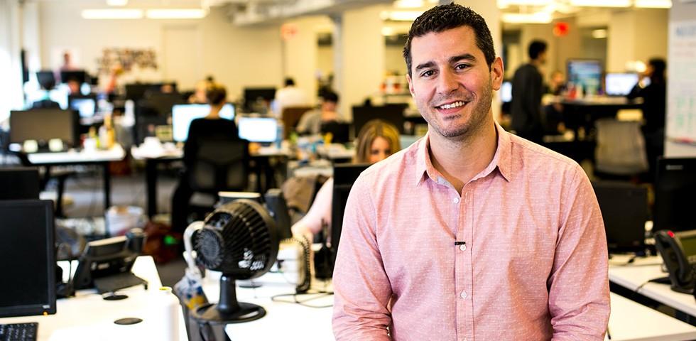 Vinny Petrillo, Sales Manager - Trustpilot Careers