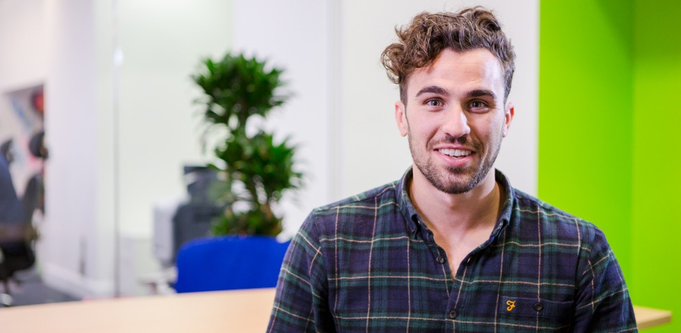 Max Etheridge, Senior Business Development Manager - Trustpilot Careers