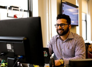 Careers - What Sheraz Does