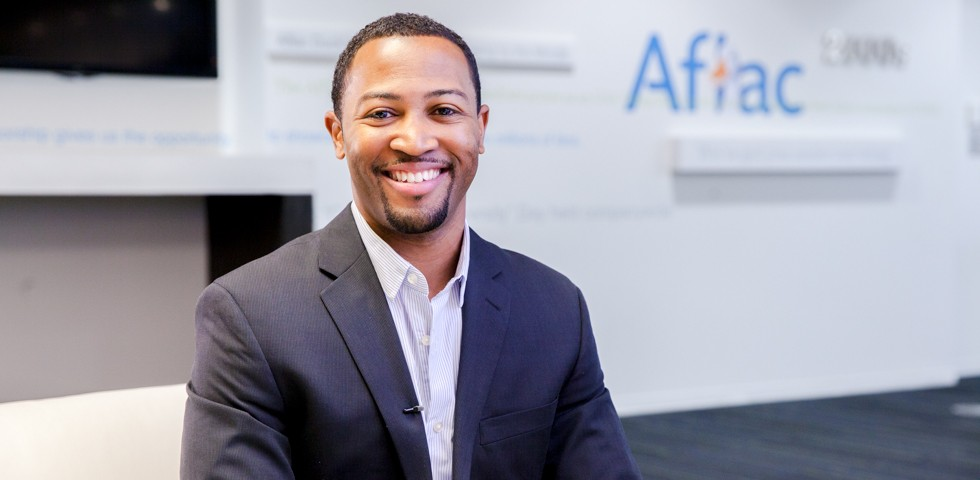 Tristan Gaines, District Sales Coordinator - Aflac Careers