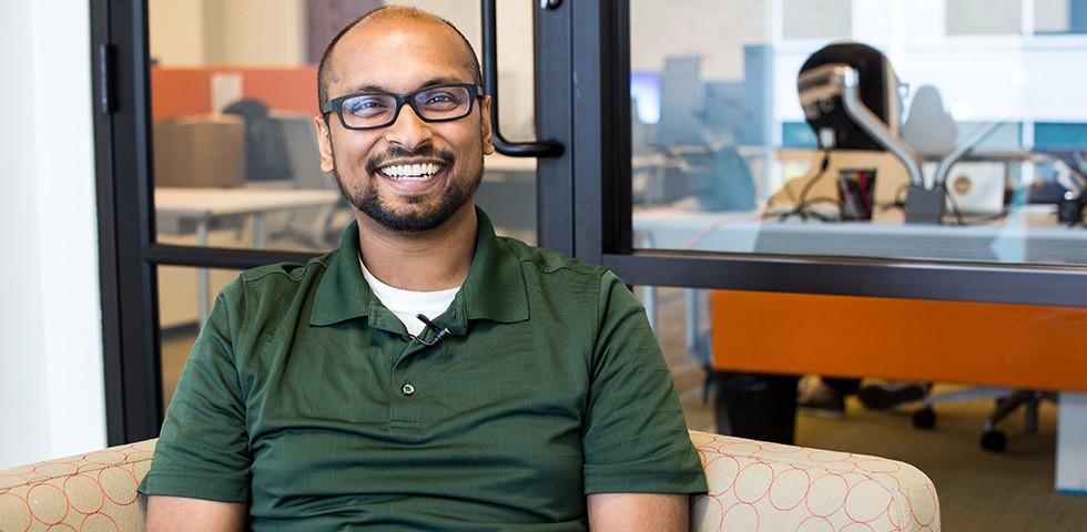 Rez Haque, Senior Software Engineer - IgnitionOne Careers