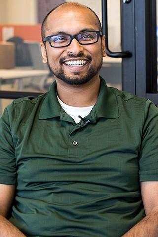 Rez Haque, Senior Software Engineer - IgnitionOne Careers