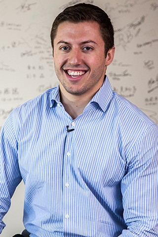 Nick Peroni, Senior Account Executive - IgnitionOne Careers