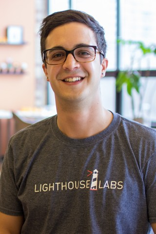 Adam Dahan, iOS & Web Instructor - Lighthouse Labs Careers