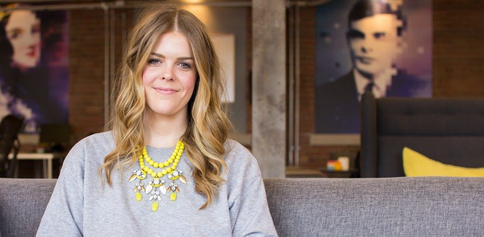 Amy Mansell, Community Manager - Lighthouse Labs Careers
