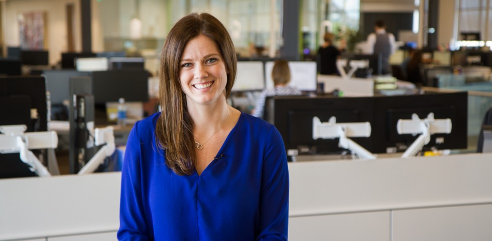 Brittany Richardson, Financial Analyst - DriveTime Careers