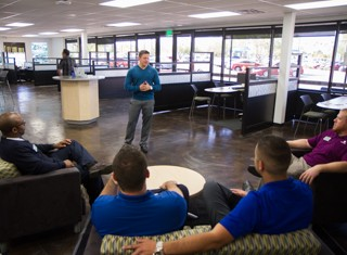 Careers - What David Does
