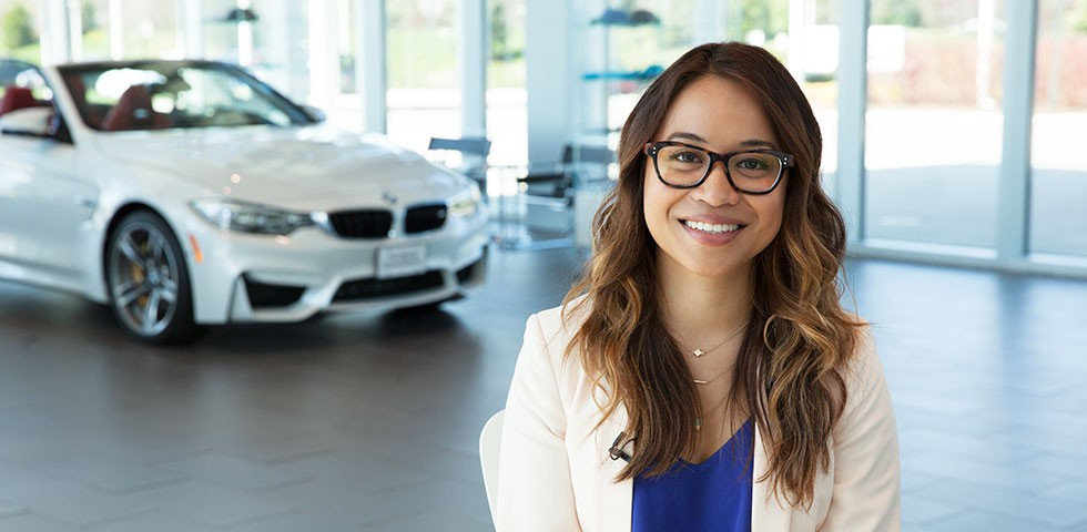 Cynthia Hasrie, Dealer Performance Coaching Development Specialist - U.S. BMW Group Companies Careers