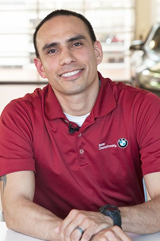 Cesar Castaneda, Sr. Technical Instructor - U.S. BMW Group Companies Careers