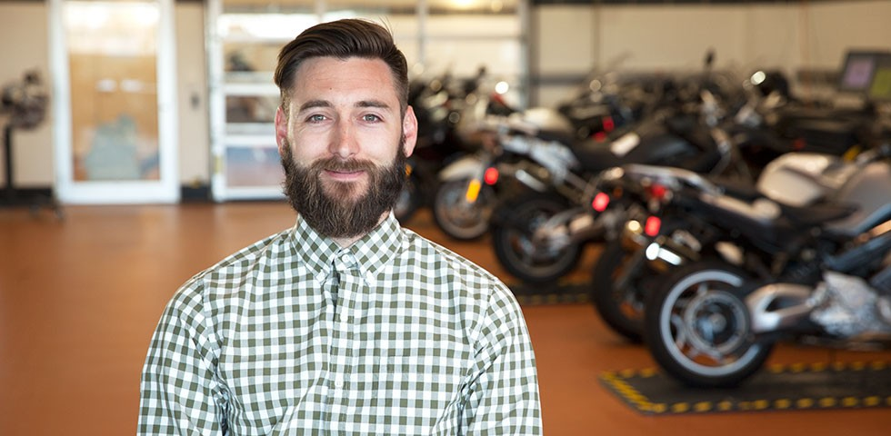 Mark Buche, Marketing Communication Manager, Motorcycles  - U.S. BMW Group Companies Careers