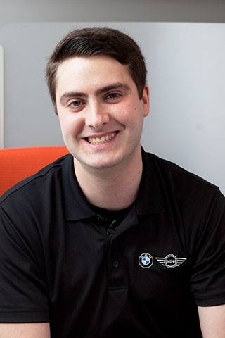 Brad Snyder, Software Engineer - U.S. BMW Group Companies Careers