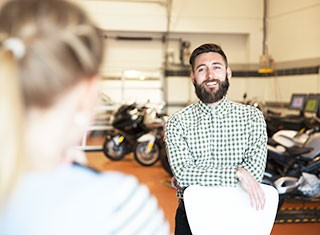 Careers - What Mark Does Marketing Communication Manager, Motorcycles