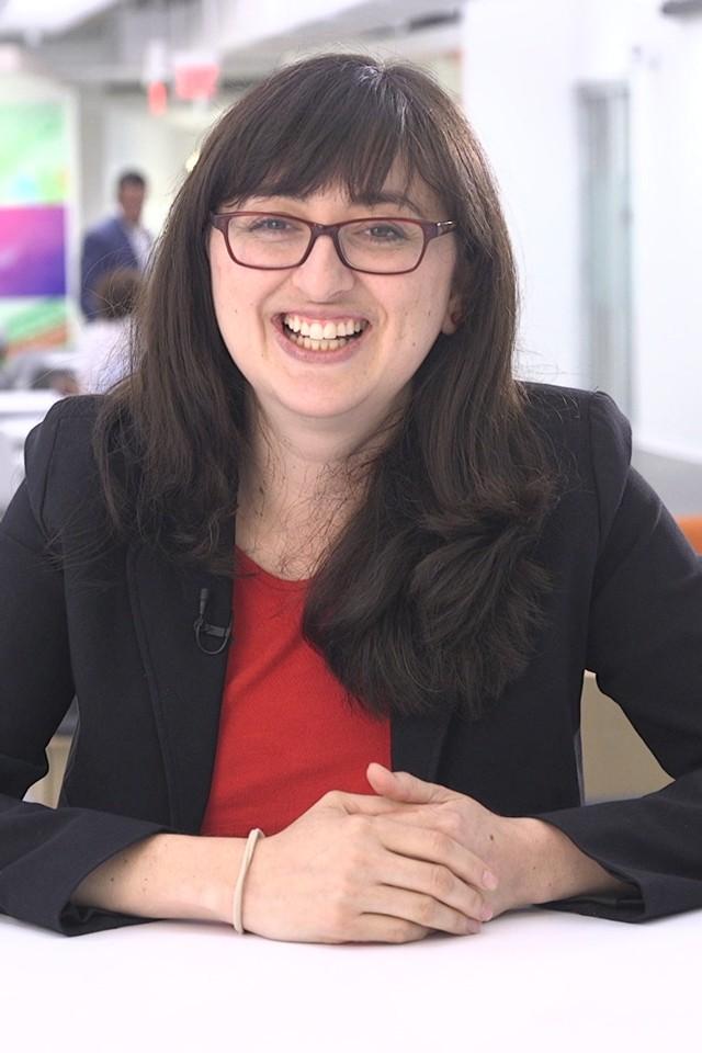 Laura Saldana, Brand Manager, Sensodyne - GlaxoSmithKline Careers