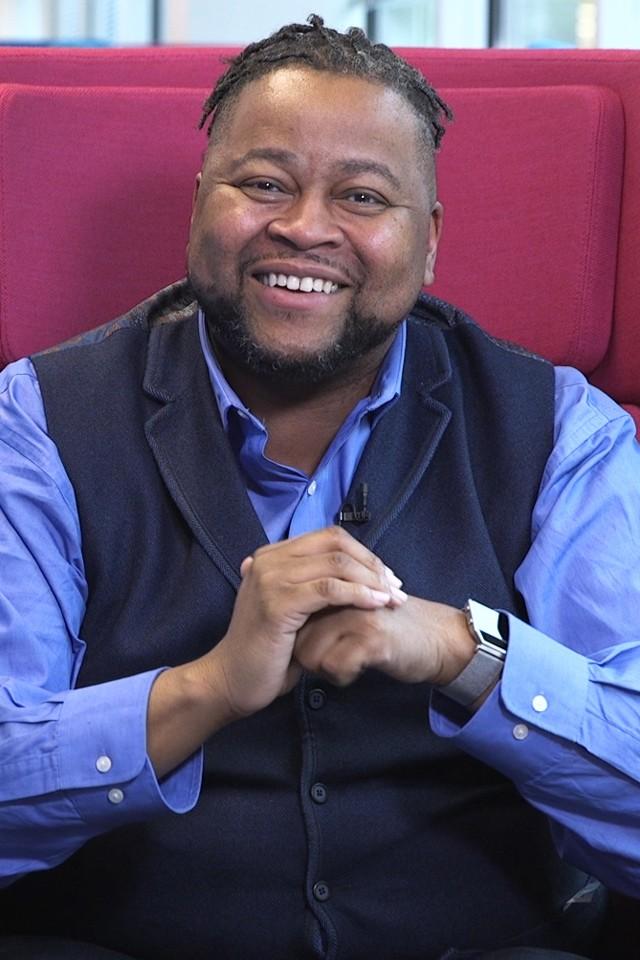 Devaris Davis, Expert Marketing Manager - GlaxoSmithKline Careers