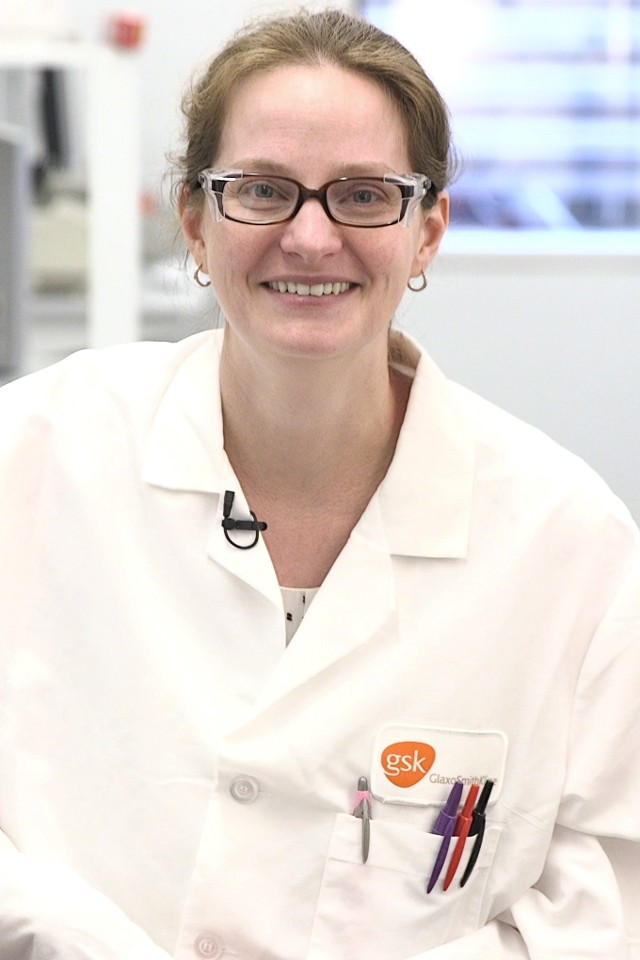 Melissa Pappalardi, Scientific Leader Oncology - GlaxoSmithKline Careers