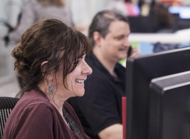 Careers - Office Perks  Speak & Seek