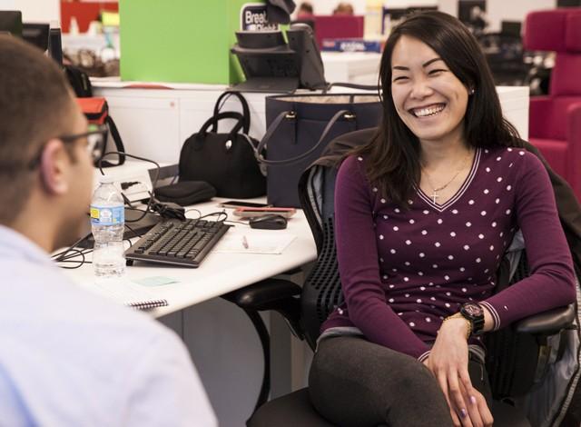 Careers - Office Life  Pride & Joy