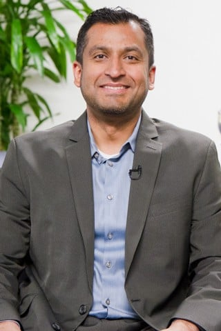Sajid Sindha, Vice President - COPE Health Solutions Careers