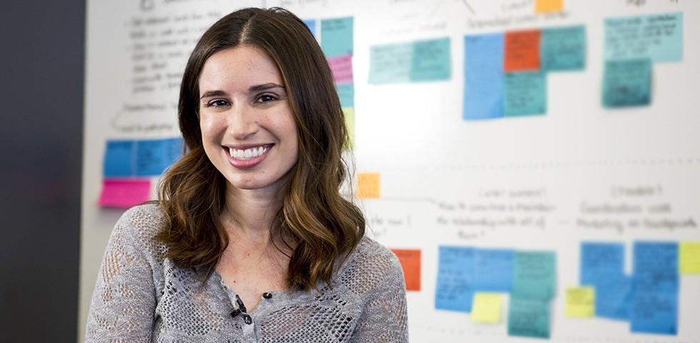 Kelly Wiseman, Data Scientist - Radius Careers
