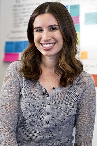 Kelly Wiseman, Data Scientist - Radius Careers