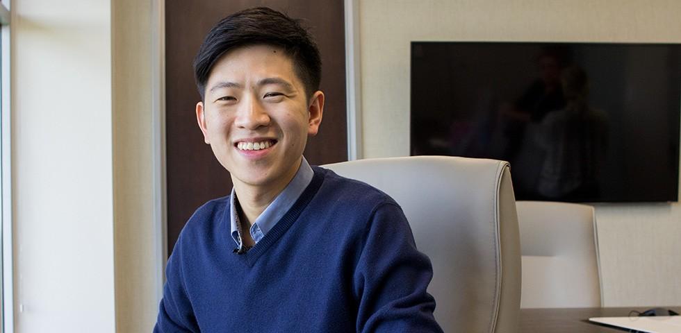Ben Wong, Senior Creative & Strategic Services Manager - Blackbaud Careers